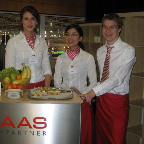 MONIER Braas GmbH—VIP–Braas SystemPartner Lounge