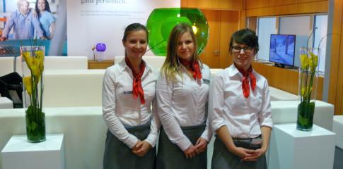Braas GmbH — VIP — Braas SystemPartner Lounge